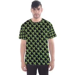 St Patrick S Day Background Men s Sport Mesh Tee