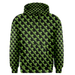 St Patrick S Day Background Men s Pullover Hoodie