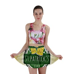 Irish St Patrick S Day Ireland Beer Mini Skirt