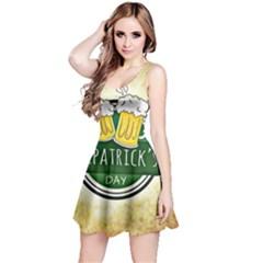 Irish St Patrick S Day Ireland Beer Reversible Sleeveless Dress