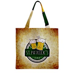 Irish St Patrick S Day Ireland Beer Grocery Tote Bag