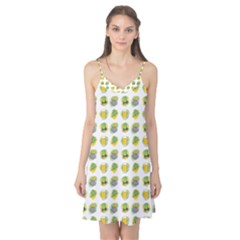 St Patrick S Day Background Symbols Camis Nightgown