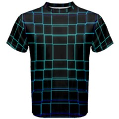 Abstract Adobe Photoshop Background Beautiful Men s Cotton Tee