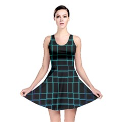 Abstract Adobe Photoshop Background Beautiful Reversible Skater Dress