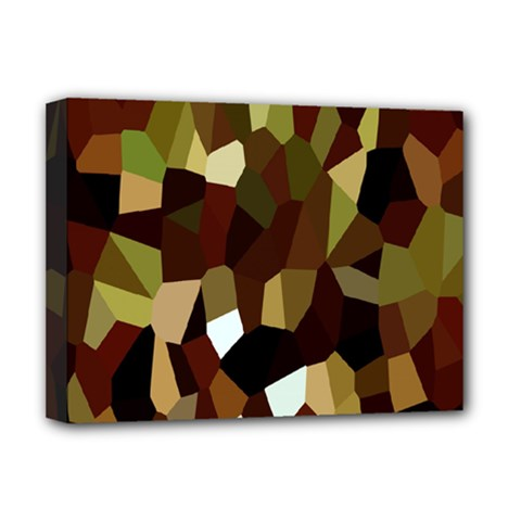 Crystallize Background Deluxe Canvas 16  x 12