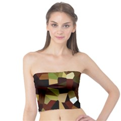 Crystallize Background Tube Top