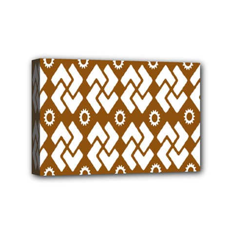 Art Abstract Background Pattern Mini Canvas 6  X 4