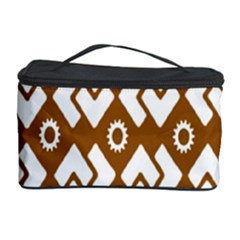 Art Abstract Background Pattern Cosmetic Storage Case