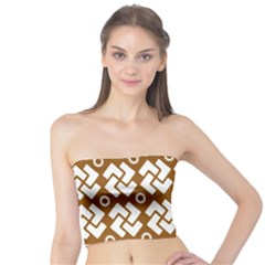 Art Abstract Background Pattern Tube Top