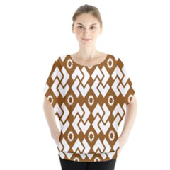 Art Abstract Background Pattern Blouse