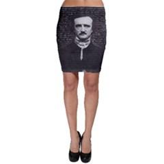 Edgar Allan Poe  Bodycon Skirt