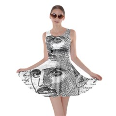 Nikola Tesla Skater Dress