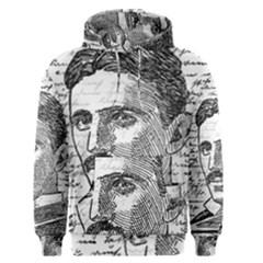 Nikola Tesla Men s Pullover Hoodie