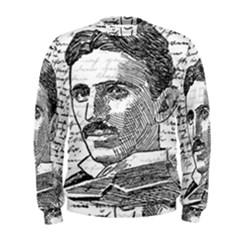 Nikola Tesla Men s Sweatshirt