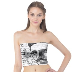 Nikola Tesla Tube Top
