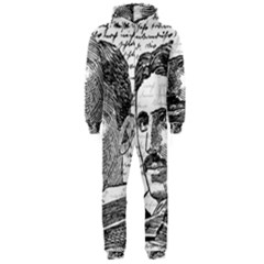 Nikola Tesla Hooded Jumpsuit (Men)