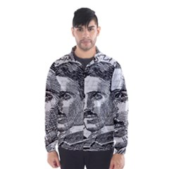 Nikola Tesla Wind Breaker (Men)