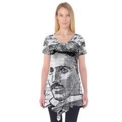 Nikola Tesla Short Sleeve Tunic
