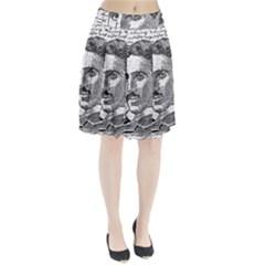 Nikola Tesla Pleated Skirt