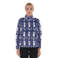 Seahorse And Shell Pattern Winterwear
