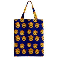 Monkeys Seamless Pattern Classic Tote Bag