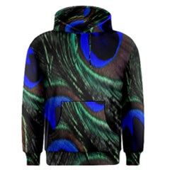 Peacock Feather Men s Pullover Hoodie