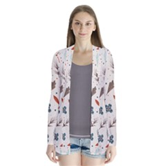 Seamless Floral Patterns  Cardigans
