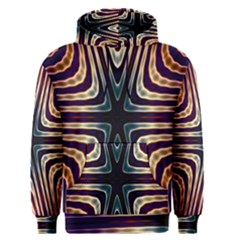 Colorful Seamless Vibrant Pattern Men s Pullover Hoodie