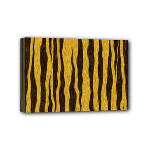 Seamless Fur Pattern Mini Canvas 6  X 4