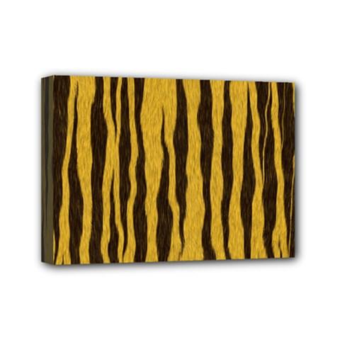 Seamless Fur Pattern Mini Canvas 7  X 5