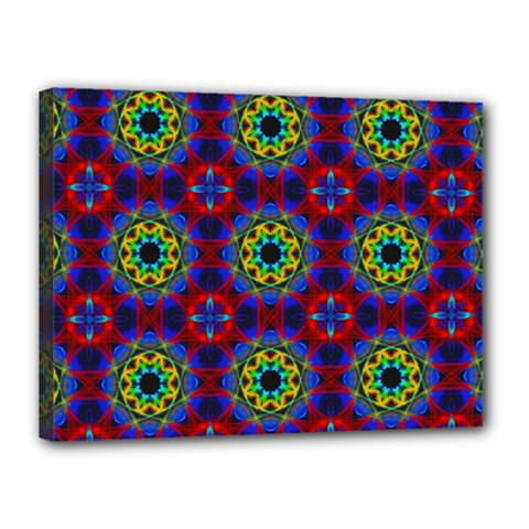 Abstract Pattern Wallpaper Canvas 16  X 12