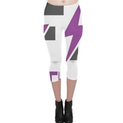 Original Logos 2017 Feb 5529 58abaecc49c40 (1) Capri Leggings
