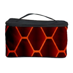 Snake Abstract Pattern Cosmetic Storage Case