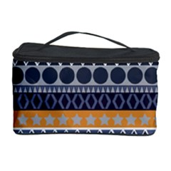 Abstract Elegant Background Pattern Cosmetic Storage Case