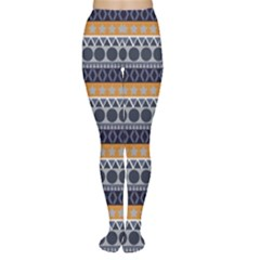 Abstract Elegant Background Pattern Women s Tights