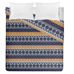 Abstract Elegant Background Pattern Duvet Cover Double Side (queen Size)