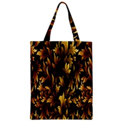 Loral Vintage Pattern Background Classic Tote Bag