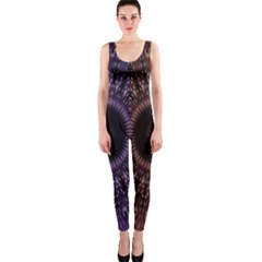 Digital Colored Ornament Computer Graphic Onepiece Catsuit
