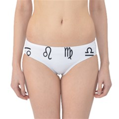 Set Of Black Web Dings On White Background Abstract Symbols Hipster Bikini Bottoms