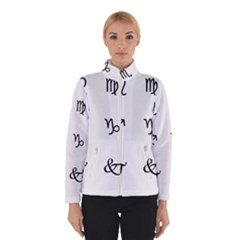 Set Of Black Web Dings On White Background Abstract Symbols Winterwear