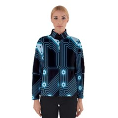 A Completely Seamless Background Design Circuitry Winterwear