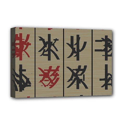 Ancient Chinese Secrets Characters Deluxe Canvas 18  X 12