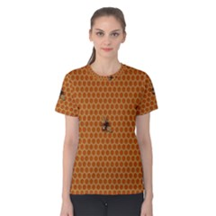 The Lonely Bee Women s Cotton Tee