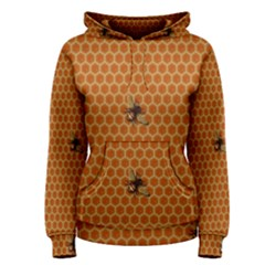 The Lonely Bee Women s Pullover Hoodie