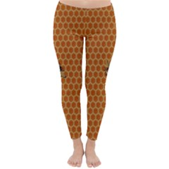 The Lonely Bee Classic Winter Leggings