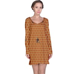 The Lonely Bee Long Sleeve Nightdress