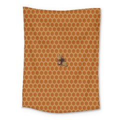 The Lonely Bee Medium Tapestry