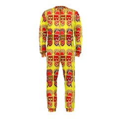 Funny Faces Onepiece Jumpsuit (kids)