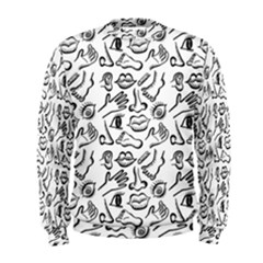 Body parts Men s Sweatshirt