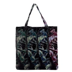 Wild child Grocery Tote Bag